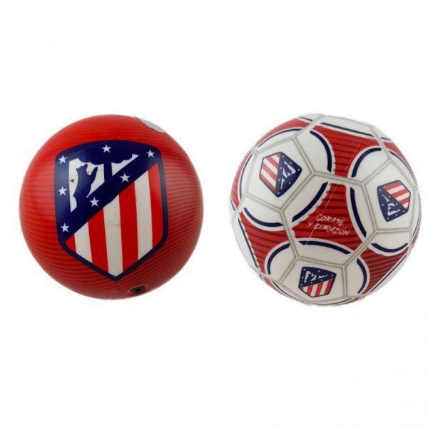 Pelotas Atlético de Madrid.
