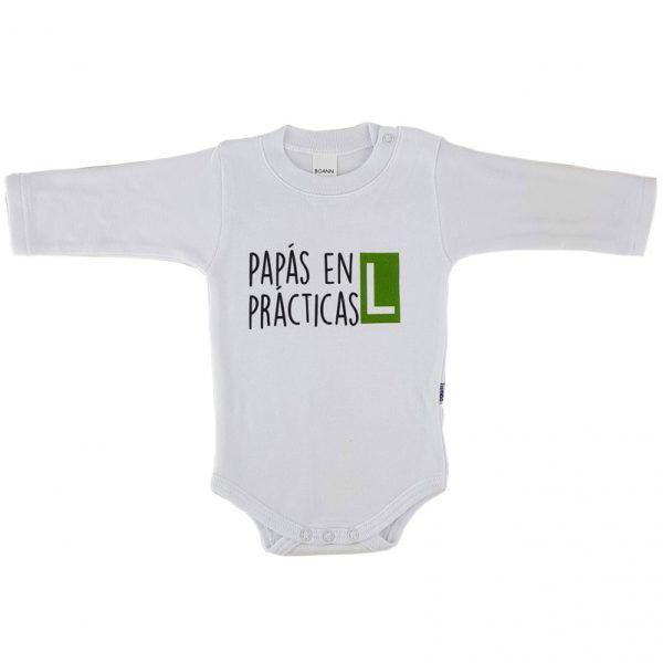 body bebé papás en prácticas