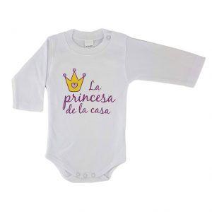 Body princesa niña